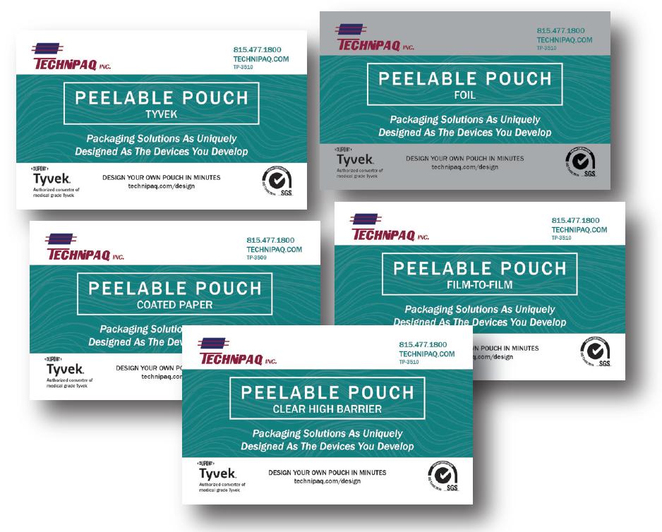 Peelable Pouches