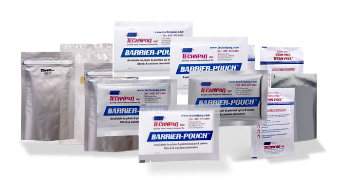 Technipaq's Sterilization Pouches